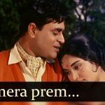 Yeh Mera Prem Patra Padhkar Ke Tum Naraz